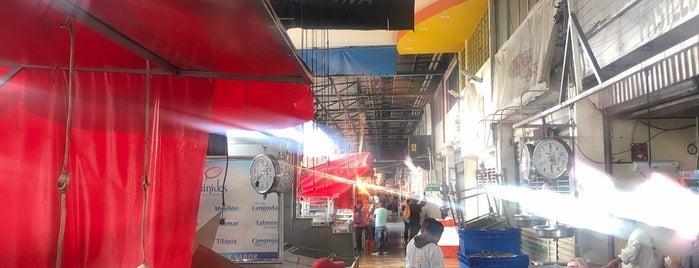 La Nueva Viga is one of สถานที่ที่ Eduardo ถูกใจ.