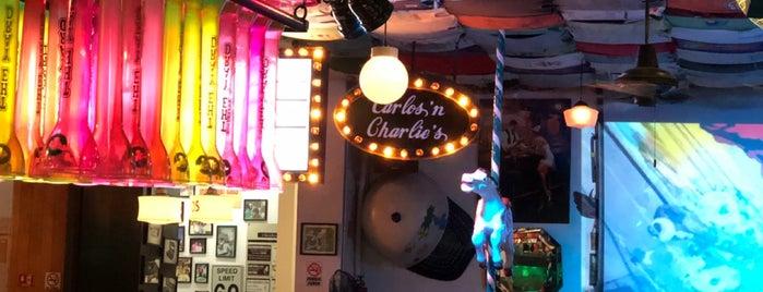 Carlos'n Charlies is one of สถานที่ที่ Eduardo ถูกใจ.