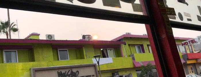 Ensenada is one of สถานที่ที่บันทึกไว้ของ Mauricio.