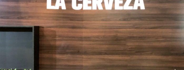 Cerveza Mexico 2019 is one of Locais salvos de Addie.