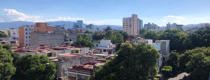 Colonia Del Valle Centro is one of Tempat yang Disukai R.