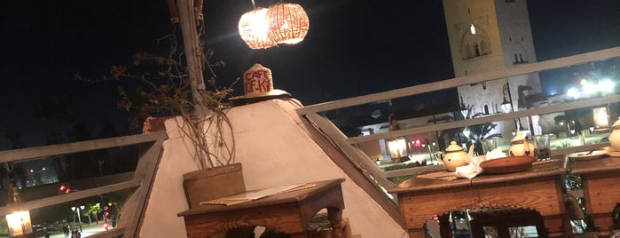 Café Kif Kif is one of HAKAN : понравившиеся места.
