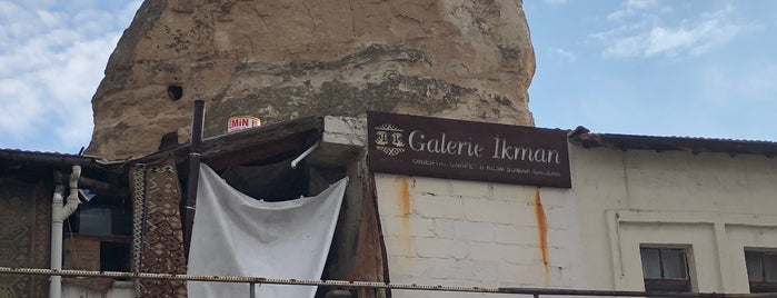 Galerie Ikman is one of Lets do Cappadocia.