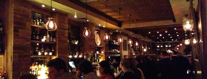 Cask Bar & Kitchen is one of NY.