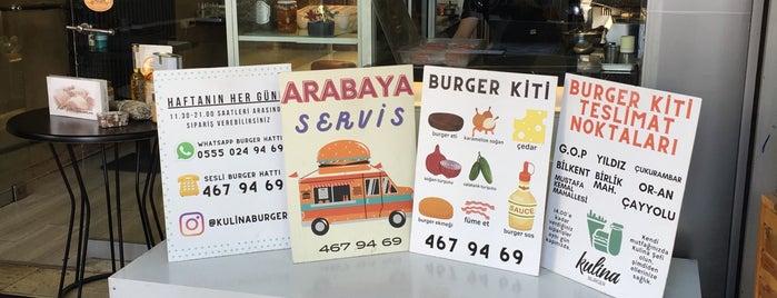 Kulina is one of Ankara.