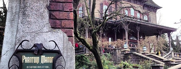 Phantom Manor is one of Paris.