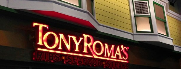 Tony Roma's is one of Top Taste.