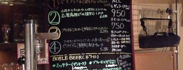 beer bar Drunk Bat is one of 食べ、飲みに行きたい.