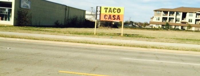 Taco Casa  Grapevine is one of Lugares favoritos de Stacy.