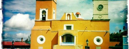 Iglesia de Nuestra Señora del Rosario is one of Hidalgo ❤️.