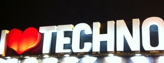 I Love Techno is one of Student van UGent.