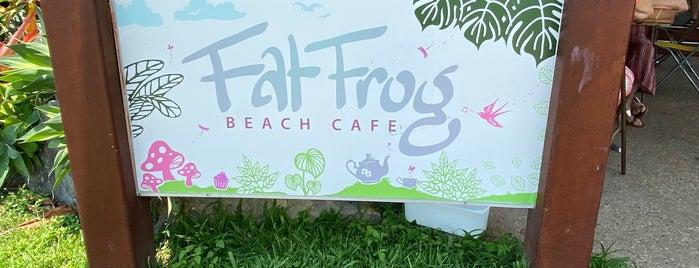 Fat Frog Cafe is one of Australien.