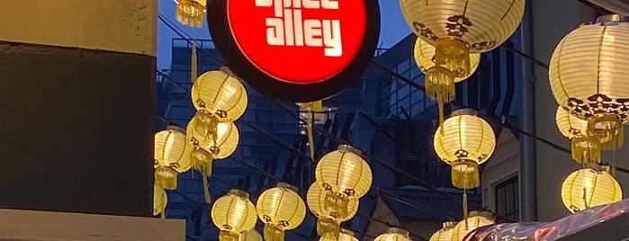 Spice Alley is one of Lugares guardados de Василий.