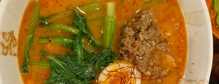 Wagaya Tokyo Tonkotsu Ramen is one of Quin'in Beğendiği Mekanlar.