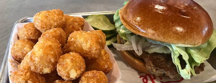 Curbside Burgers is one of Best of BR.
