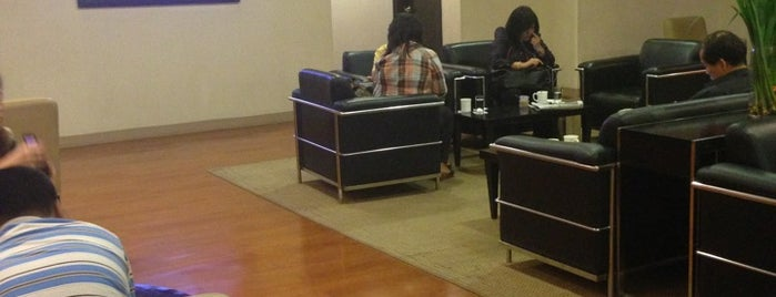 Prestige Lounge is one of SM Megamall.