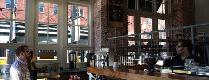 Urban Blend Coffee is one of Lugares favoritos de David.