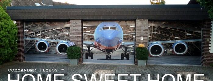 PERTAMINA FLIGHT CREW LOUNGE