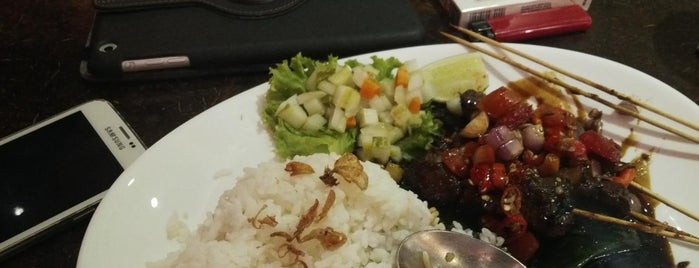 Nona Manis Coffee and Eatery is one of Indonesian Fine Dining.