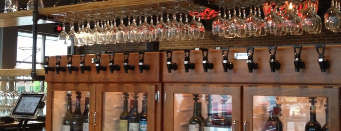 Tony C's Pizza & Wine Bar is one of Lieux sauvegardés par LaLa.