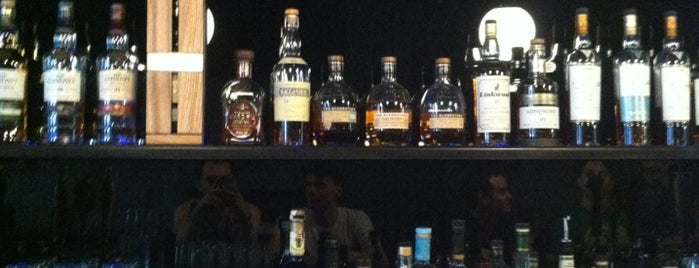 Isle Of Skye is one of nyc whisky bars.