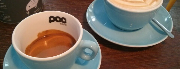 POC - People on Caffeine is one of Vienna.
