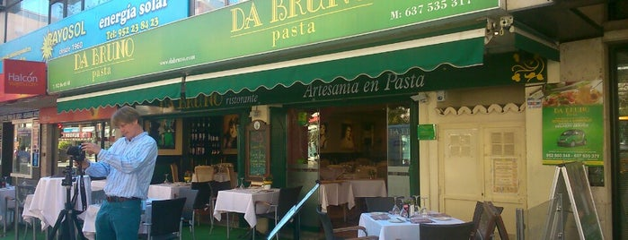 Da Bruno Pasta is one of Marbella.