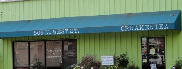 Ornamentea is one of Raleigh Localista Favorites.