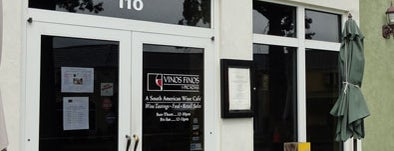 Vinos Finos is one of Raleigh Localista Favorites.
