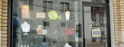 Zola Craft Gallery is one of Durham Localista Favorites.