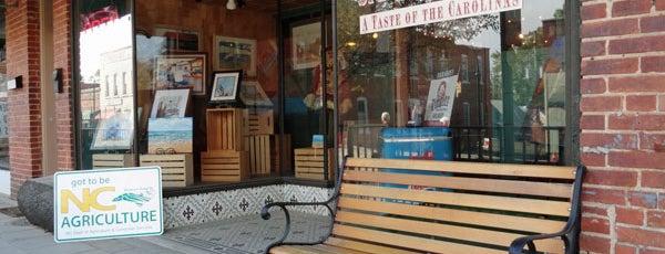 North Carolina Specialty Shops is one of Olesya: сохраненные места.