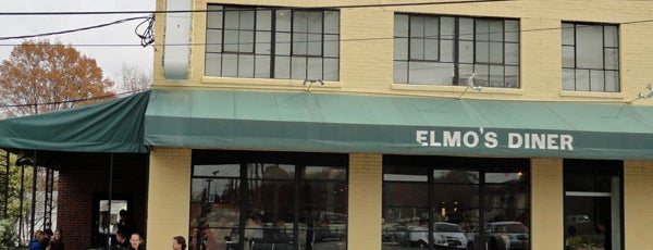 Elmo's Diner is one of Durham.