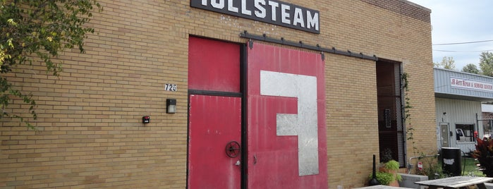 Fullsteam Brewery is one of Durham Localista Favorites.