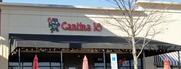 Cantina 18 is one of Raleigh Favorites.