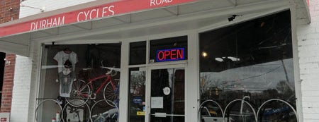 Durham Cycles is one of Durham Localista Favorites.