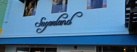 Sugarland is one of Raleigh Localista Favorites.