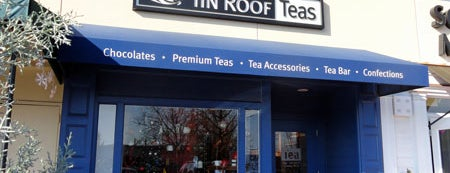 Tin Roof Teas is one of Raleigh Localista Favorites.