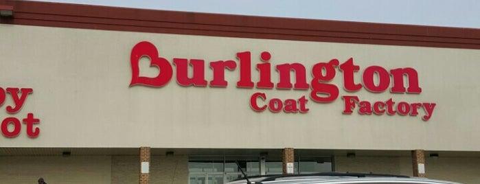 Burlington Coat Factory is one of Posti che sono piaciuti a tangee.