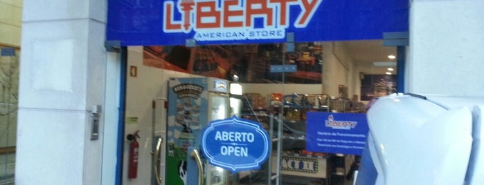 Liberty American Store is one of Outros.