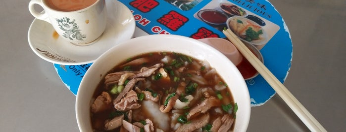 113 Duck Koay Teow Soup is one of Lieux qui ont plu à See Lok.