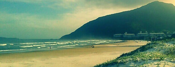 Praia do Santinho is one of Paty 님이 좋아한 장소.