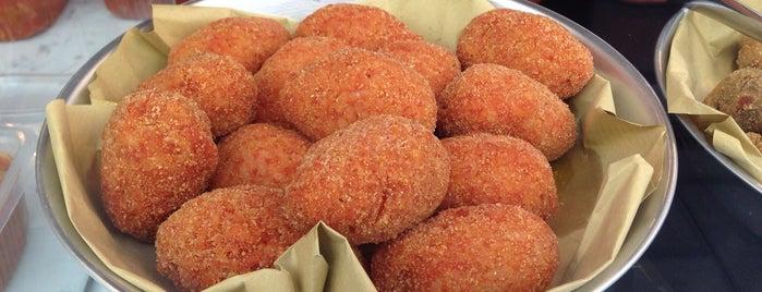 In cibo veritas: il Gusto Senza Glutine is one of Rome.