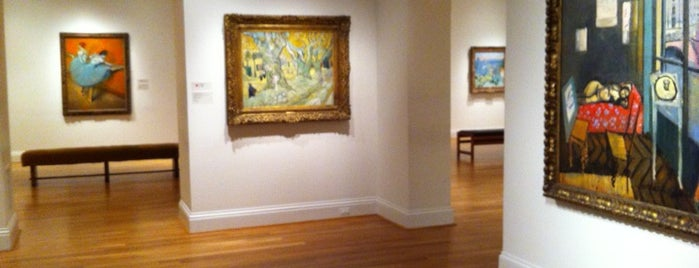 The Phillips Collection is one of Washington, DC.