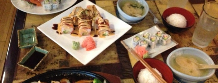 Akida Japanese is one of RVA Restaurant Bucket List.