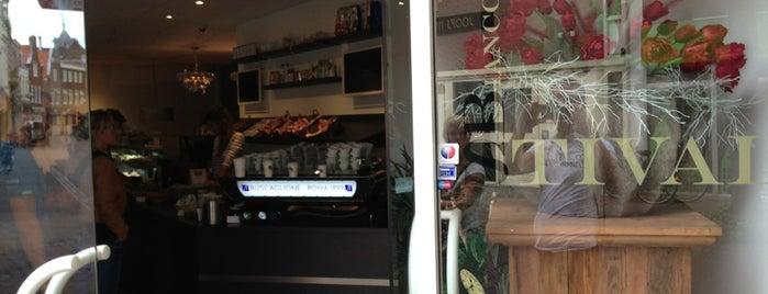 The Coffee Bakery is one of สถานที่ที่ Miguel ถูกใจ.