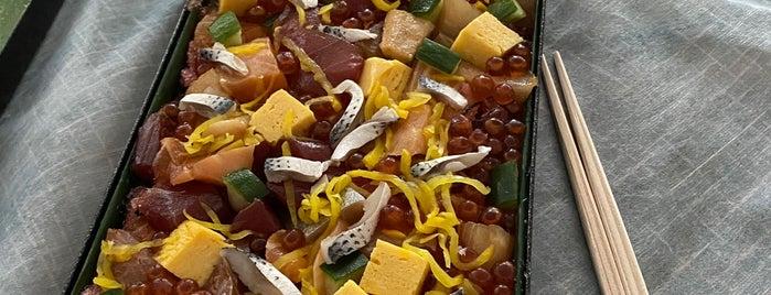 Sushi Noz is one of Japanese.