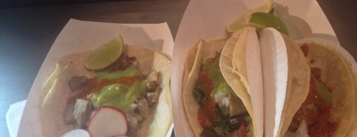 Tacos Morelos is one of New York.