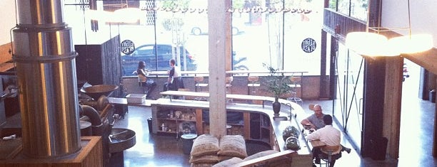 Sightglass Coffee is one of For the Love of Caffeine.