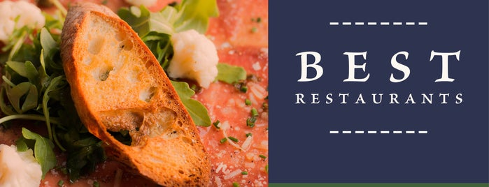 Blu Ristorante and Lounge is one of Food & Drink.