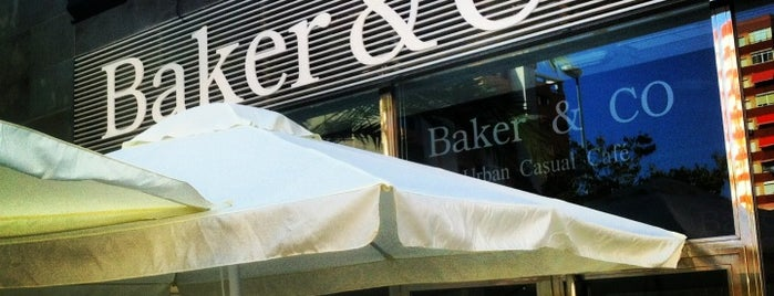 Baker & CO is one of Alacant.